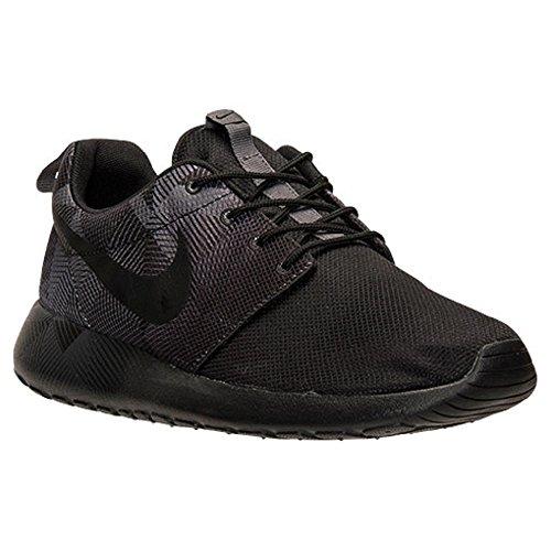 promo code 252b5 b3641 ... coupon for nike herren roshe one print sneakers schwarz media varios  colores negro gris babf4 4d634