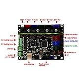 PerGrate MKS Gen L MKS TFT28 - Kit di stampa 3D con mini pannello LCD touch con driver A4988