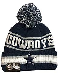 Dallas Cowboys vintage Select on Field Sport Knit Bonnet NFL New Era
