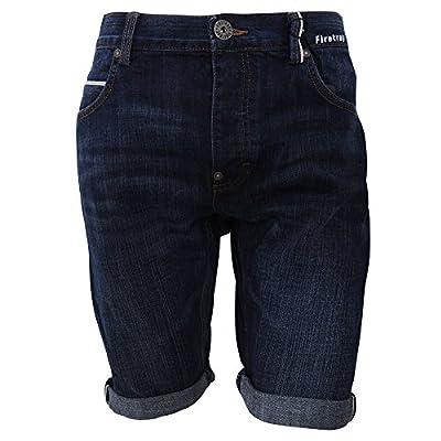 Firetrap Mens Camley Denim Shorts