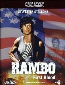 Rambo 1 [HD DVD] [Import allemand]