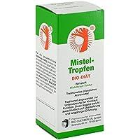 MISTEL-TROPFEN Bio-Diät 100 ml Tinktur preisvergleich bei billige-tabletten.eu