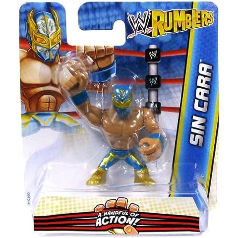 SIN CARA WWE RUMBLERS FIGURE