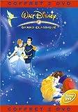 Coffret Princesses 2 DVD : La Belle au bois dormant / Cendrillon 2, une vie de princesse