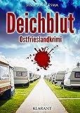 Deichblut. Ostfrieslandkrimi (Köhler und Wolter ermitteln 2) von Sina Jorritsma