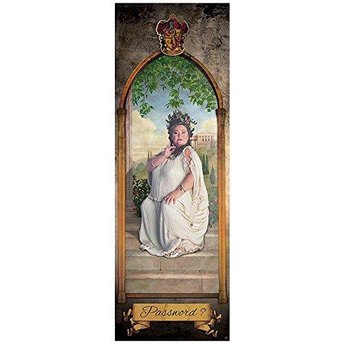 Harry Potter - Die Fette Dame - Poster - Größe 53 x 158 cm