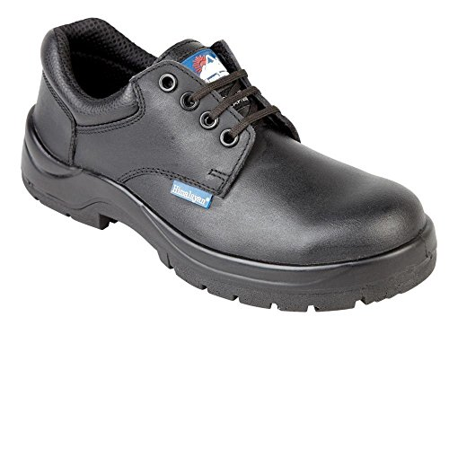 en cuir pour homme de lHimalaya Hygrip Chaussures de sécurité noir