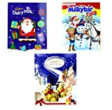 2017 Advent Calendar Selection - Milkybar, Cadbury, Lindt ...