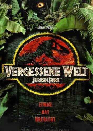 Jurassic Park 2 - Vergessene Welt (4 Park Jurassic)