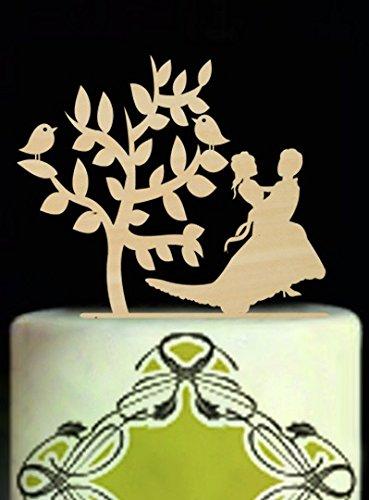 rustic-weding-cake-toppers-albero-con-uccello-danza-e-sposo-wedding-cake-topper-vintage