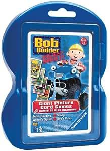 Ravensburger - Bob Builder Giant Card Game