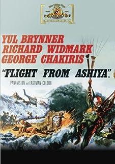 Flight From Ashiya by Yul Brynner