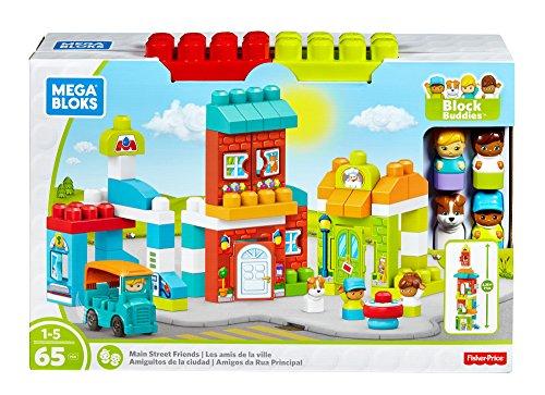Mega Bloks Amiguitos Ciudad 50 x 32 x 14 cm Mattel