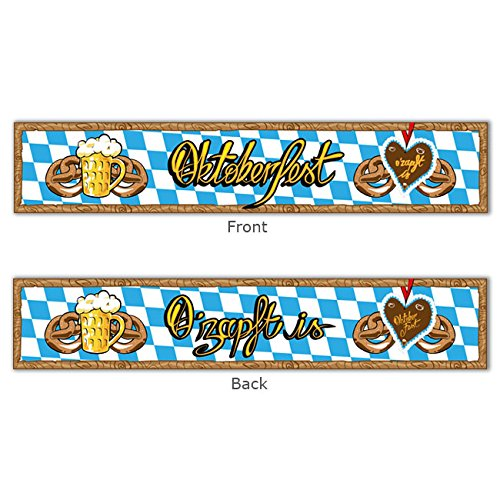 falksson Banner Oktoberfest 13 x 70 cm