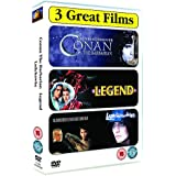 Epics Triple - Conan the Barbarian/Legend/Ladyhawke