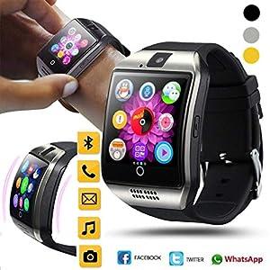 2019 Neue Intelligente Uhr, Multifunktionssportuhr Der MäNner/Frauen/Jungen/des MäDchens,Android 7.0 Quad Core Smart Watch Telefon Wirless Wristband 2 + 16Gb