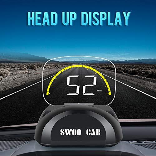 SWOO CAR Head Up Display