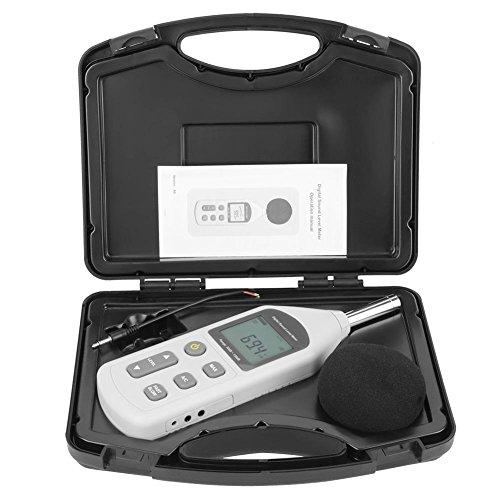 GM1357 Digital Noise Meter Schallpegelmesser Noise Testing Equipment Misst Schallpegel Von 30dBA ~ 130dBA.