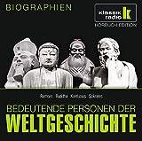 KLASSIK RADIO präsentiert: Bedeutende Personen der Weltgeschichte: Ramses/Buddha/Konfuzius/Sokrates -