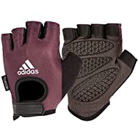 Adidas Women Performance Women's Gloves, Purple, Small