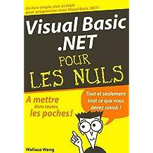 Visual Basic.net Poche pour les Nuls