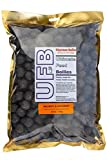 Ultimate feed boilies / 20mm / 1.9kg / Halibut & coconut