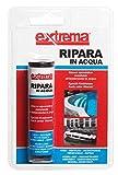 Extrema EXT-PF-274 Epossidico Stucco Ripara in Acqua, Grigio, 56 g, Set di 12 Pezzi