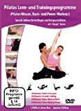 Pilates Lern- und Trainingsprogramme [Special Edition] [3 DVDs]