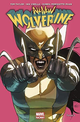 All-new Wolverine T03 par Tom Taylor, Nick Virella