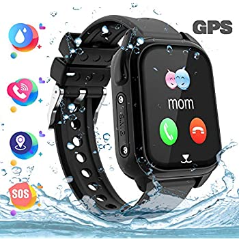 Impermeable GPS Smartwatch para Niños, IP67 Impermeable ...