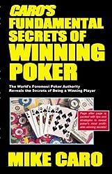Caro's Fundamental Secrets of Winning Poker
