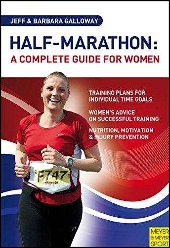 Half-Marathon: A Complete Guide for Women Cover Image