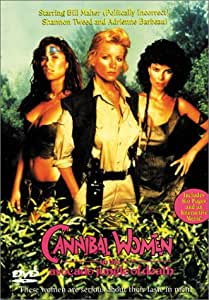 Cannibal Women in the Avocado Jungle of Death [Import USA Zone 1]