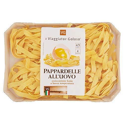 Il Viaggiator Goloso Pasta All'Uovo Pappardelle - 250 g