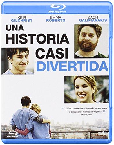 Una historia casi divertida [Blu-ray] 51F2N7LlVzL