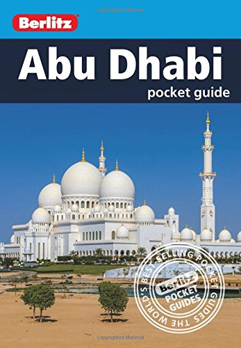 Price comparison product image Berlitz Pocket Guide Abu Dhabi (Berlitz Pocket Guides)