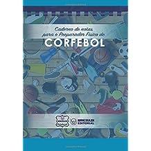 Caderno de notas para o Preparador Físico de Corfebol