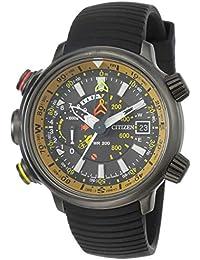 Citizen Analog Black Dial Men's Watch - BN4026-09E
