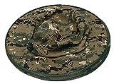 TININNA Herren Camouflage Tarnung Moskitonetz Moskitonetzhut Kopf Insektenschutz Tarnfarbe Kopfnetz Mosquito Hut Imkerhut #2 EINWEG Verpackung