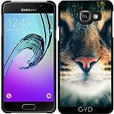 Coque pour Samsung Galaxy A3 2016 (SM-A310) - Cat Nez by GiordanoAita