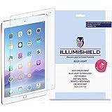 "iLLumiShield - Apple iPad Pro 9.7"" Screen Protector + (HD) Blue Light UV Filter / Premium Clear Film / Anti-Fingerprint / Anti-Bubble Shield - [1-Pack]&"
