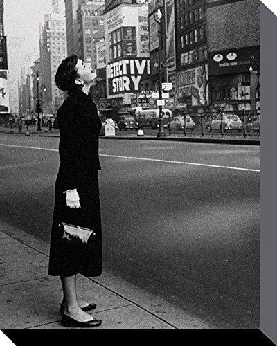 Time Life-Poster Audrey Hepburn-Broadway Canvas Prints, poliestere,