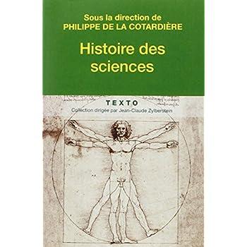 Histoire des sciences : De l'Antiquité à nos jours