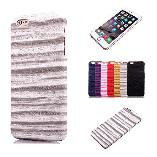 iPhone 6Cas, de haute qualité de luxe mignon coloré confortable Etui Housse pour Iphone 6Coque 11,9cm blanc