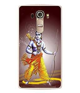 Fuson Designer Back Case Cover for LG G4 :: LG G4 Dual LTE :: LG G4 H818P H818N :: LG G4 H815 H815TR H815T H815P H812 H810 H811 LS991 VS986 US991 (lines square box art artistic)