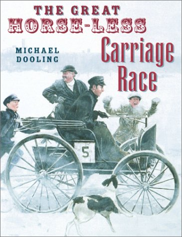 The Great Horse-Less Carriage Race por Michael Dooling