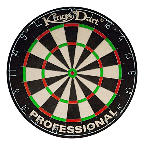 Kings Dart - Sisal Bristle Professional Dartscheibe