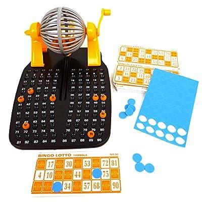 Wdk Partner - A1400125 - Jeu Educatif - Bingo Loto Voyage