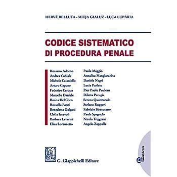 Codice Sistematico Di Procedura Penale. Con Aggiornamento Online
