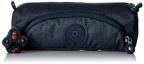Kipling - cute - astuccio medio - jeans true blue - (blu)